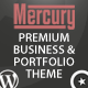 Mercury Business Portfolio Theme by FriendlyThemes - ThemeForest Item for Sale