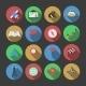 Navigation Icon Set - GraphicRiver Item for Sale