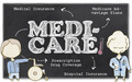 Medicare on Blackboard - PhotoDune Item for Sale