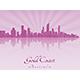 Gold Coast Skyline - GraphicRiver Item for Sale