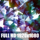 Triangles Fly loop - VideoHive Item for Sale