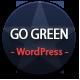 Go Green - Modern Business Portfolio WP Theme