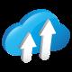 Cloud Storage Logo - GraphicRiver Item for Sale