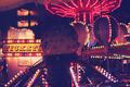 Fun Carnival at Night - PhotoDune Item for Sale