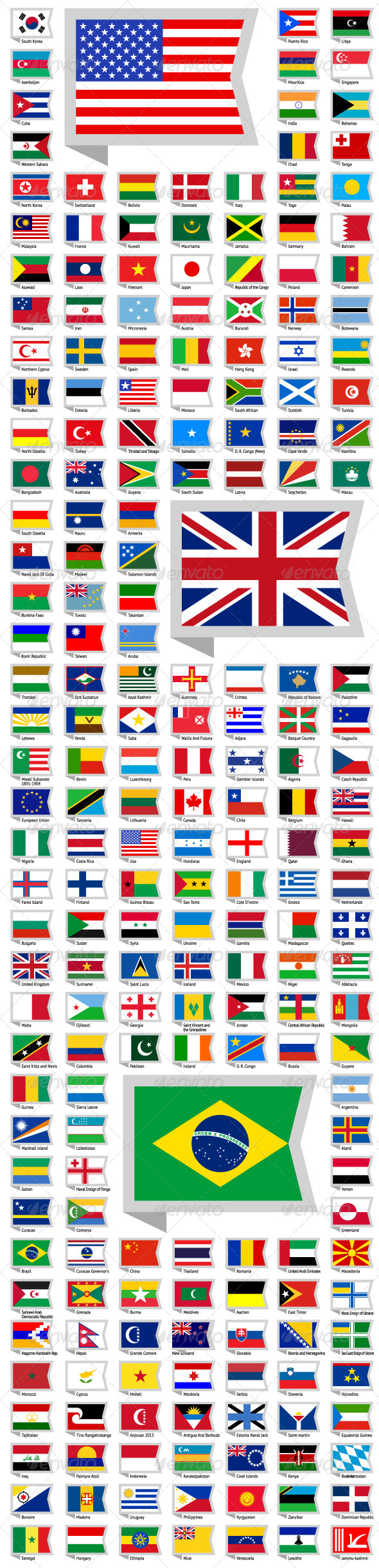 219 Flags of World
