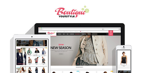 Lexus Yourstyle Responsive Opencart Themes