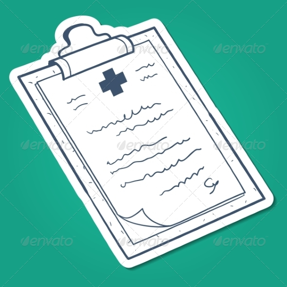 Prescription Case History Card