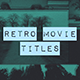 Retro Movie Titles - VideoHive Item for Sale