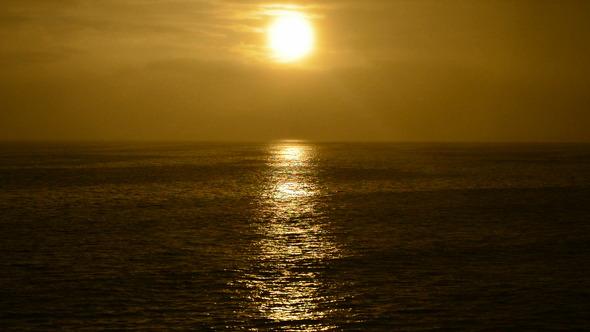 Sun and Golden Sea