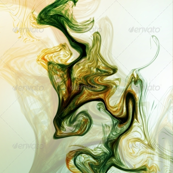 Abstract Mystic Background