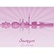 Stuttgart Skyline in Purple Radiant Orchid - GraphicRiver Item for Sale