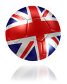 United Kingdom flag soccer ball - PhotoDune Item for Sale