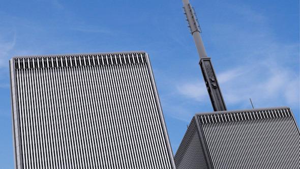 World Trade Center [1973-2001] High Detailed Model - 3DOcean Item for Sale