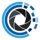 Cam Shutter Logo - GraphicRiver Item for Sale