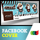 My Ice Cream Store Facebook Cover 1 - GraphicRiver Item for Sale