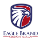 Eagle Brand Logo Template - GraphicRiver Item for Sale