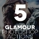 Glamour Photoshop Actions - GraphicRiver Item for Sale