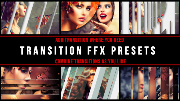 50 Transition Presets