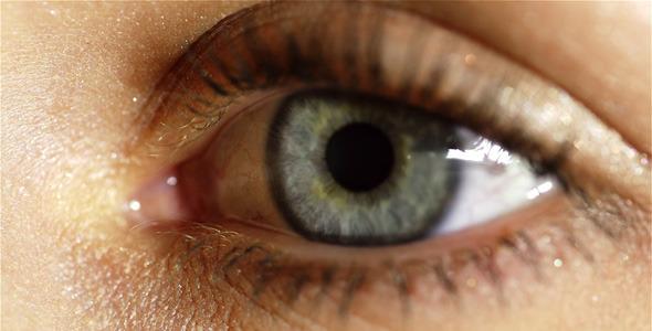 Winking Eye