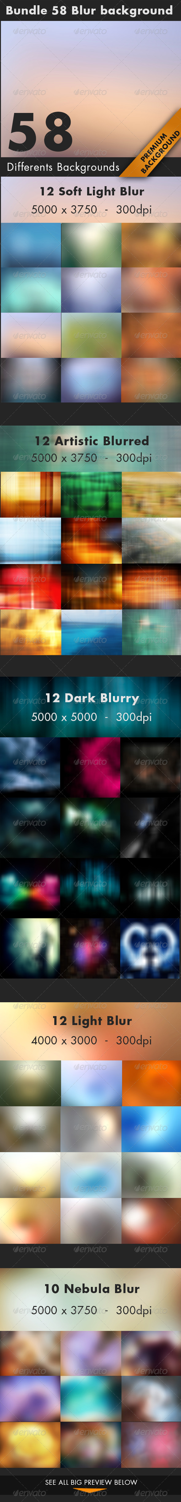 Bundle Blur Background
