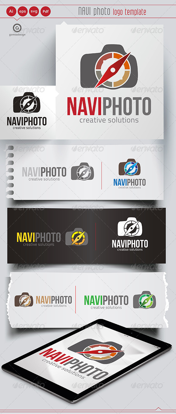 Navi Photo - Logo Templates