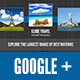 New Google Plus Cover - GraphicRiver Item for Sale