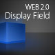 Web 2.0 Display Field & Display Field Maker - GraphicRiver Item for Sale