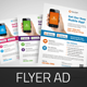 Mobile Apps Promotion Flyer Ad Design Vol 2 - GraphicRiver Item for Sale