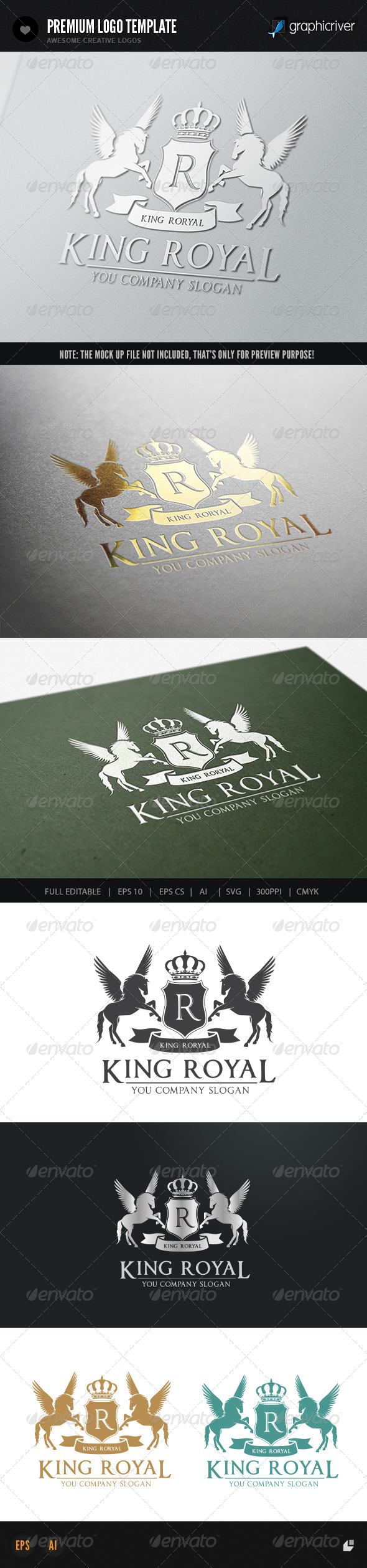 King Royal II