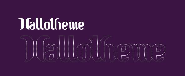 hallotheme