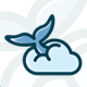 BigggData - Hosting, Cloud Service & Internet Logo - GraphicRiver Item for Sale
