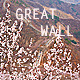 Great Wall and Cherry Blossoms