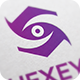 Hexeye Logo Template - GraphicRiver Item for Sale