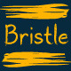 Bristle Font - GraphicRiver Item for Sale