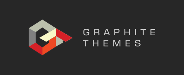 Graphite themes logo full