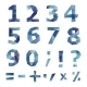 Polygonal Number Set - GraphicRiver Item for Sale