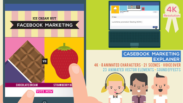 Casebook Marketing Explainer