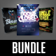 Party Flyer Bundle - GraphicRiver Item for Sale