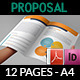 Company Proposal Template Vol.2 - GraphicRiver Item for Sale
