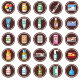 Medicament Set of Icons - GraphicRiver Item for Sale