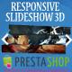 Responsive Slideshow 3D Cube