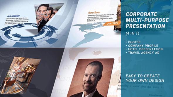 Corporate Multi-Purpose Presentation