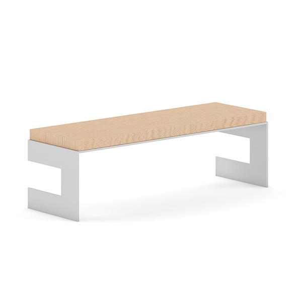 Wooden Bench 10