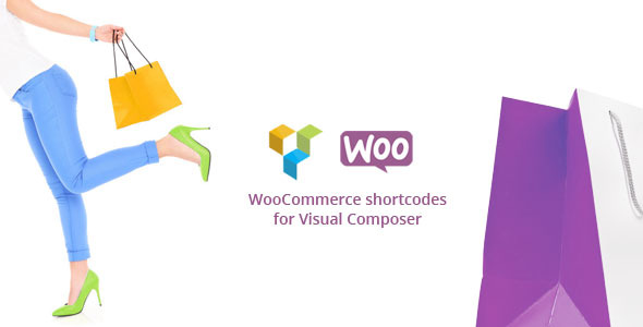 Woocommerce shortcodes for Visual Composer - CodeCanyon Item for Sale