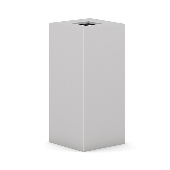 Square Recycle Bin 3