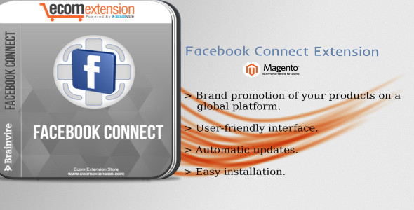 CodeCanyon Facebook Connect Extension 7409165