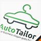 Auto Car Tailor Logo - GraphicRiver Item for Sale