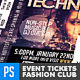 Club, Fashion & Event Tickets Bundle Pack - GraphicRiver Item for Sale
