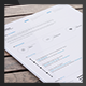 Clean Resume Template Vol. 04 - GraphicRiver Item for Sale