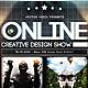 Online - Flyer - GraphicRiver Item for Sale